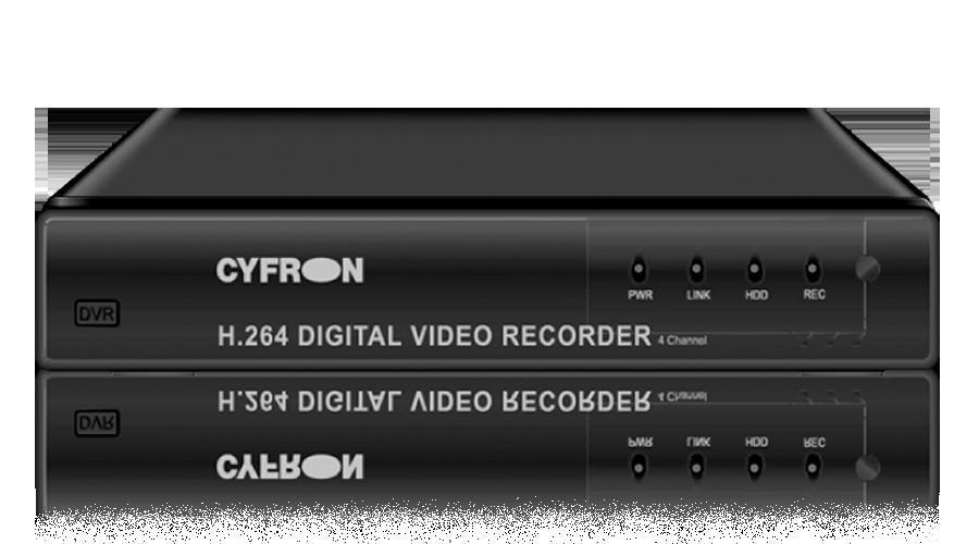 Как на видеорегистратор cyfron просмотреть запись